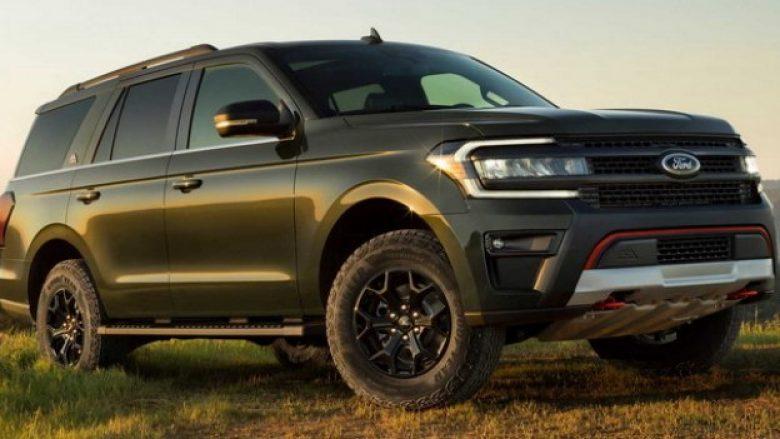 Ford rifreskon gjeneratën e katërt të modelit Expedition